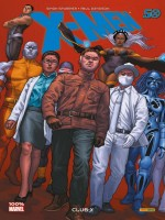 X-men : X-club de Spurrier-s  Davidson chez Panini