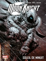 Moonknight T01 de Huston-c Finch-d chez Panini