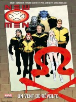 New X-men T03 : Planete X de Morrison-g Quitely-f chez Panini