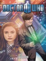 Doctor Who T07 L'eventreur de Tony Lee chez French Eyes