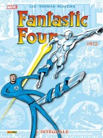 Fantastic Four Integrale T11 1972 de Thomas Lee Goodwin chez Panini