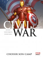 Civil War T05 de Collectif chez Panini