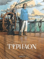 Typhaon-integrale de Sorel/dieter chez Casterman
