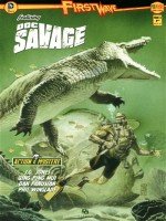First Wave Doc Savage T03 de Jones J.g. chez Ankama