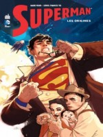 Dc Essentiels Superman Les Origines de Waid/yu chez Urban Comics