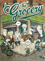 The Grocery T02 de Ducoudray Aurelien chez Label 619