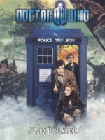 Doctor Who T08 A La Croisee Des Mondes de Richard Piers Rayner chez French Eyes