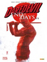 Daredevil : End Of Days T02 de Bendis-bm Maleev-a chez Panini