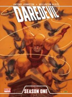 Daredevil Season One de Johnston Wellington chez Panini