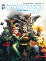 Brightest Day T1 T1 de Tomasi/johns/collect chez Urban Comics