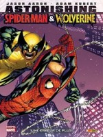 Astonishing Spider-man Et Wolverine de Aaron Kubert chez Panini