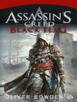 Assassin's Creed Black Flag de Bowden/oliver chez Milady