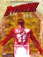 Daredevil : End Of Days T01 de Bendis Maleev chez Panini