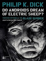 Do Androids Dream Of Electric Sheep ? T6 de Parker Tony chez Emmanuel Proust