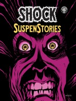 Shock Suspenstories T1 de Collectif chez Akileos