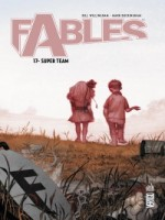 Fables T17 de Willingham/buckingha chez Urban Comics