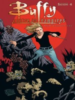 Buffy Saison 4 T11 de Boal Golden Richards chez Panini
