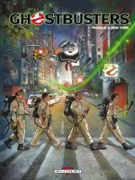 Ghostbusters T1 - Panique A New York de Collectif chez Delcourt