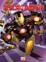 Iron-man Marvel Now T01 de Gillien-k Land-g chez Panini