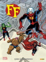Ff Marvel Now ! T01 de Fraction Allred Quin chez Panini