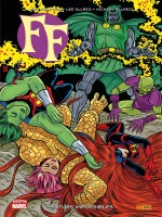 Ff Marvel Now ! T02 de Fraction Allred Quin chez Panini