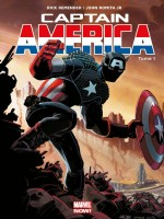 Captain America Marvel Now T01 de Remender-r Romita Jr chez Panini