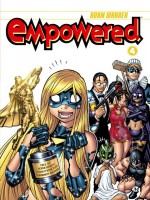 Empowered, T4 de Warren/adam chez Milady Graphics