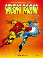 Iron-man Integrale T07 1971-1972 de Collectif chez Panini