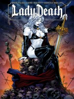 Lady Death T01 de Brian Pulido / Mike chez French Eyes