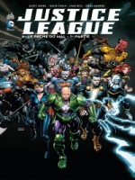 Justice League T6 de Johns/collectif Finc chez Urban Comics