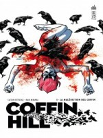 Coffin Hill T1 de Kittredge/inaki chez Urban Comics