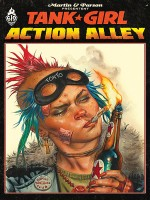 Tank Girl Action Alley de Parson Brett chez Ankama