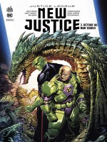 Dc Rebirth - New Justice Tome 3 de Snyder Scott chez Urban Comics