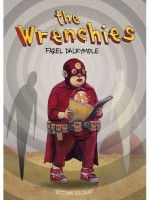 The Wrenchies de Dalrymple-f chez Delcourt