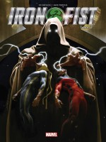 Iron Fist T2 de Brisson/perkins chez Panini