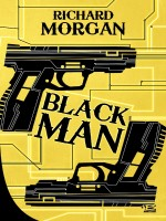 Black Man de Morgan-r chez Bragelonne