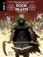 Book Of Death de Robert Venditti chez Bliss Comics