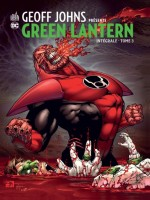 Geoff Johns Presente Green Lantern Integrale 3 de Johns/reis chez Urban Comics