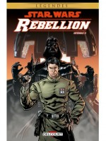 Star Wars - Rebellion - Integrale Vol Ii de Xxx chez Delcourt