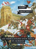 Tribulations D Un Mage En Aurient Ned de Pratchett Terry chez Atalante