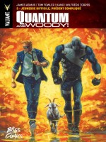 Quantum de James Asmus chez Bliss Comics
