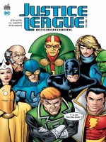 Justice League International de Dematteis/giffen Kei chez Urban Comics
