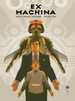 Ex Machina T3 de Vaughan/harris chez Urban Comics