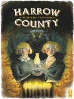 Harrow County - Tome 02 de Bunn-c Crook-t chez Glenat Comics