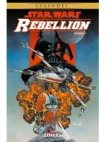 Star Wars - Rebellion - Integrale Vol I de Xxx chez Delcourt