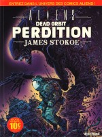Aliens : Perdition de James Stokoe chez Vestron