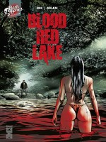 Blood Red Lake de Bec Arlem chez Glenat Comics