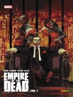 Empire Of The Dead T02 de Romero-g Talajic-d chez Panini