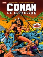 Integrale Conan Le Barbare T01 (1970-71) de Thomas/windsor-smith chez Panini