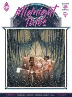 Midnight Tales T01 de Collectif chez Ankama
